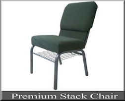 Premium Stack Chairs